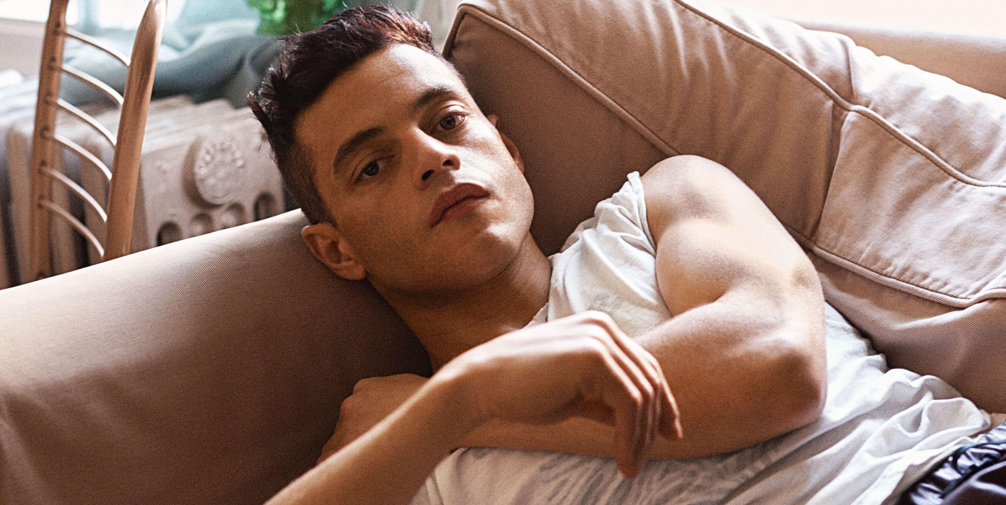 All Eyes—and Ears—Are on Rami Malek
