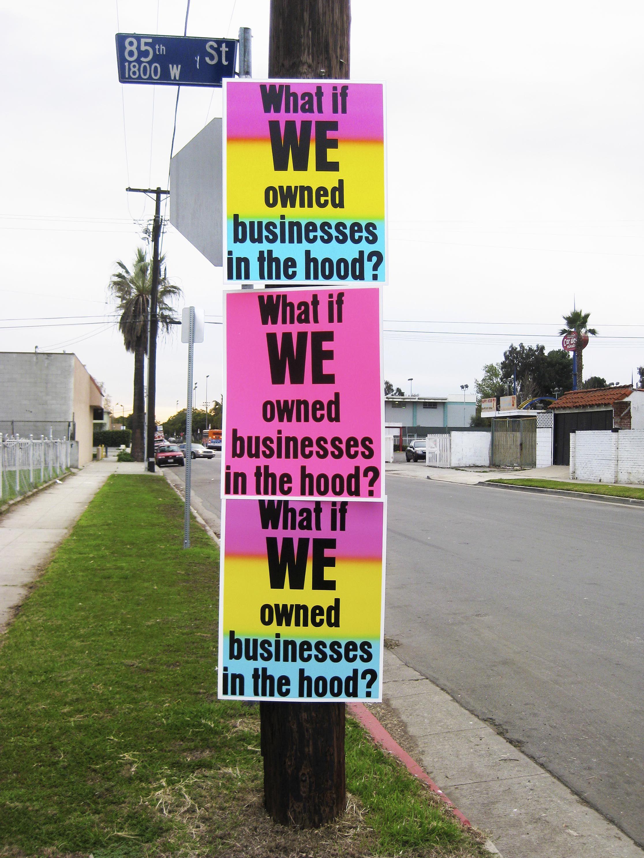 Artist Lauren Halsey Injects Afrofuturism into the Los Angeles Art World