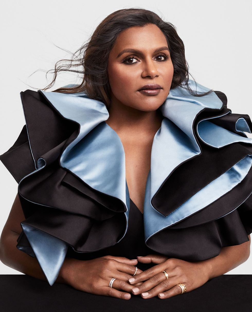 Mindy Kaling Didn't Sign Up to Be a Role Model