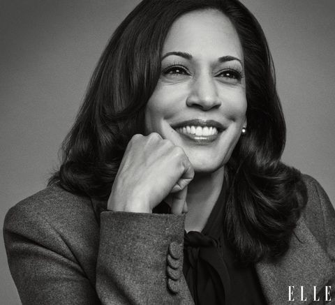 Kamala Harris featured on cover of Elle magazine's November issue, talks fight for justice, hopes for the future