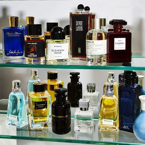 Product, Shelf, Glass bottle, Bottle, Alcohol, Liqueur, Drink, Distilled beverage, Shelving, Furniture,
