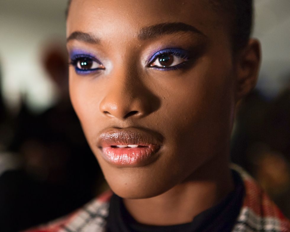Runway Makeup to Light Up Your Holiday Soirees