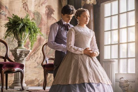 Dress, Wedding dress, Gown, Bridal clothing, Bride, Fashion, Formal wear, Event, Suit, Ceremony,