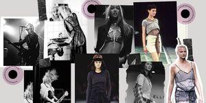 grunge trends - ELLE jubileum nummer