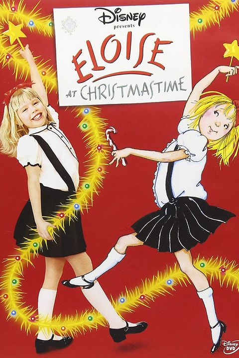 eloise at christmastime best christmas movies - Christmas Movies Best