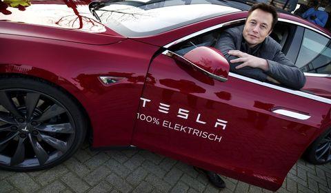 netherlands business auto tesla