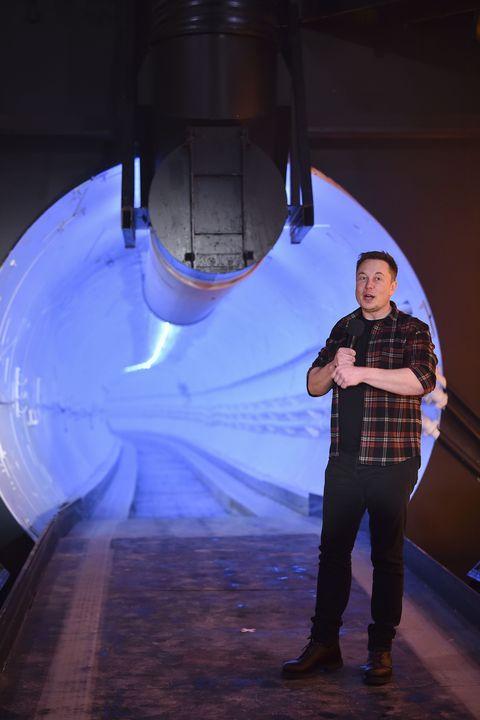 私たち科学技術コンピュータはトンネルボーリングマスクを輸送します