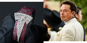Elon Musk Tesla Ring Ben Baller