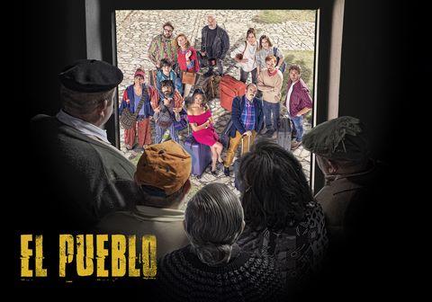 Todo sobre 'El pueblo' en Telecinco