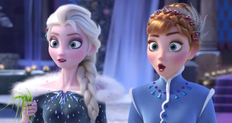 12 Moments in 'Frozen 2' That Are Strictly Adults-Only