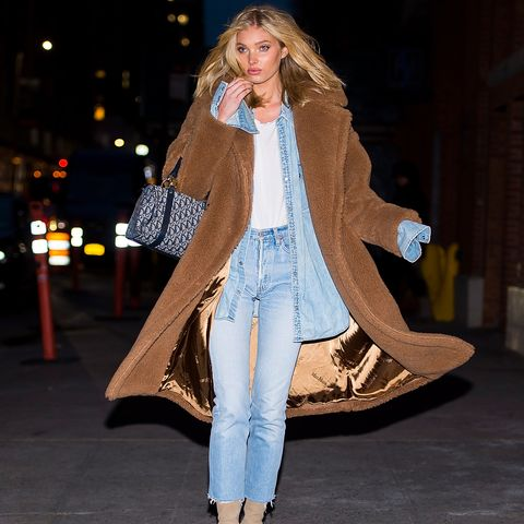 Celebrity Sightings in New York City - December 8, 2017