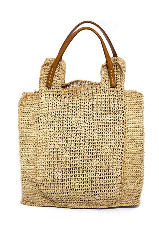 The Noces basket bag