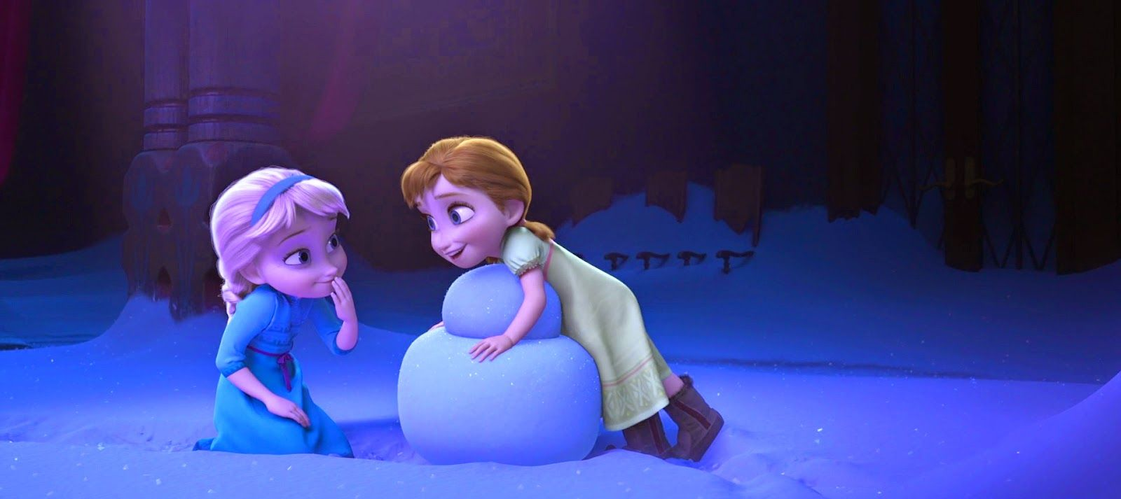 'Frozen 2': La historia comenzará con la infancia de Elsa y Anna