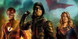 elseworlds crossover arrow flash supergirl
