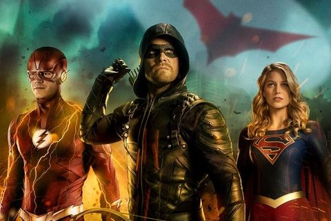 elseworlds crossover arrow flash supergirl