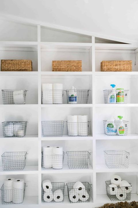 27 Clever Laundry Room Ideas How To, Laundry Room Storage Shelves