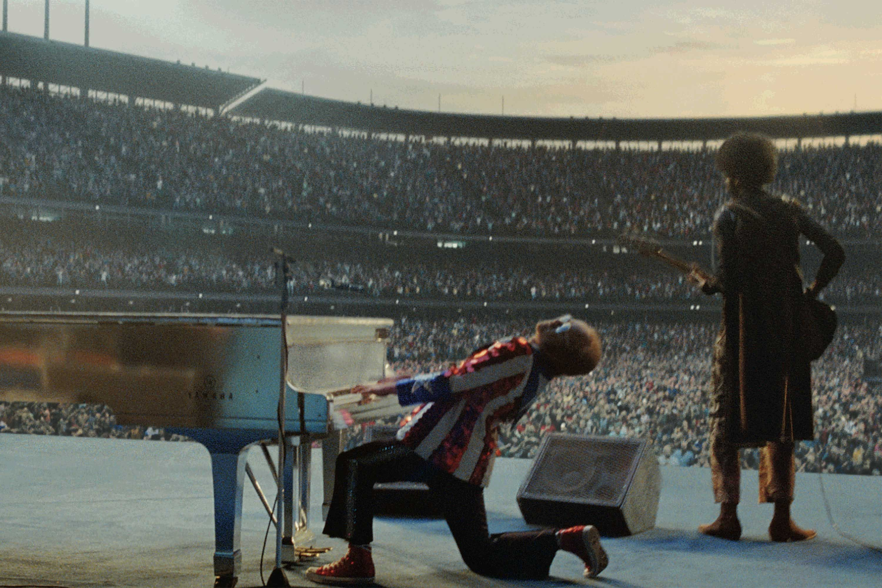 John Lewis\' Christmas advert is here and Elton John is the star