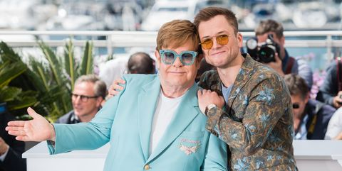 """""""Rocketman"""" Photocall -The 72nd Annual Cannes Film Festival"""