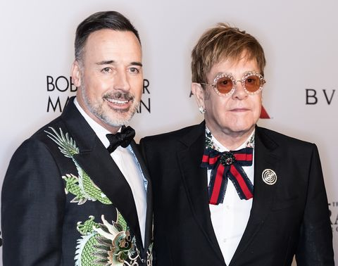 Elton John AIDS Foundation Commemorates Its 25th Year And Honors Founder Sir Elton John During New York Fall Gala