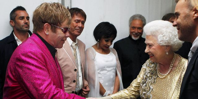 """Elton John Once Danced to """"Rock Around the Clock"""" With Queen Elizabeth and Princess Anne"""
