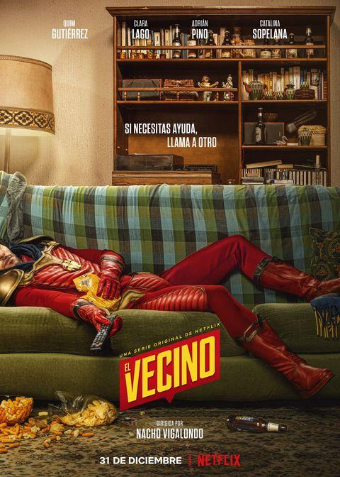 'El vecino', la serie española de Netfix, ya tiene tráiler