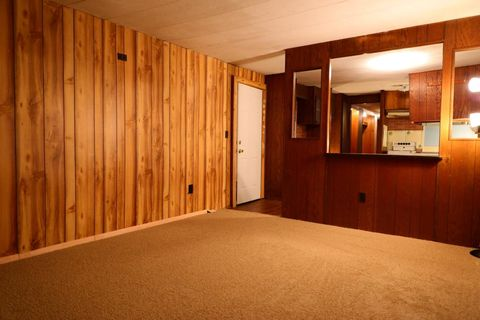 Elvis Presley Mobile Home Auction Living Room