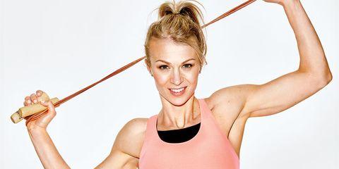 Conoce a Mariam en Next Fitness Star - Womens Health