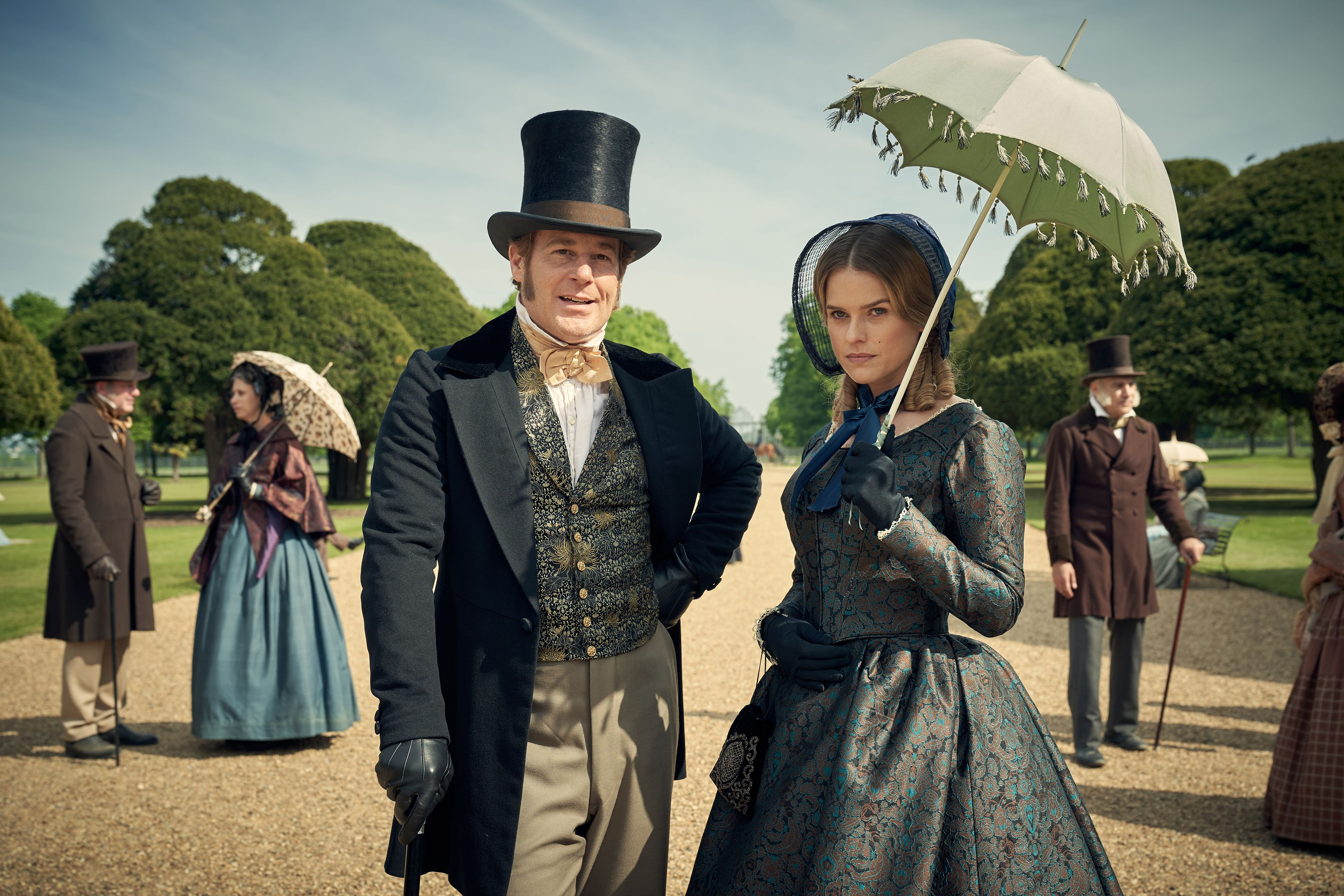 Belgravia On Itv Cast News Plot Air Date And Spoilers