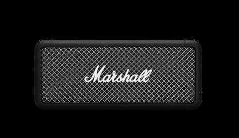 marshall黑色迷你版本的音響