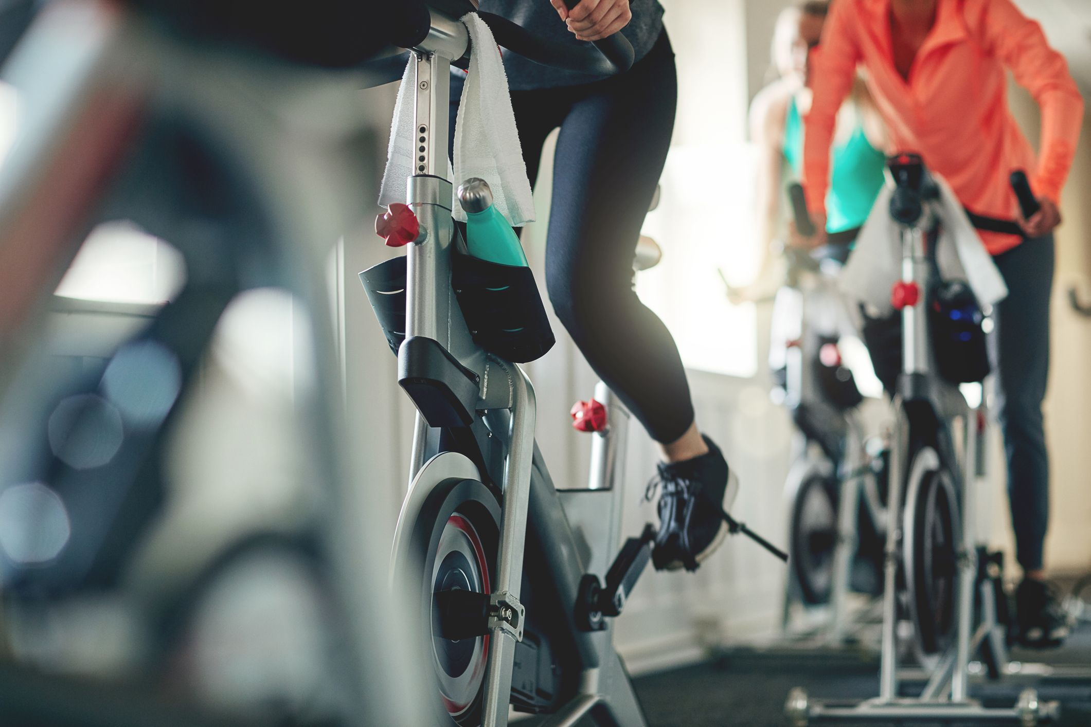 7 Benefits of Spin Class That'll Convince You to Sign Up