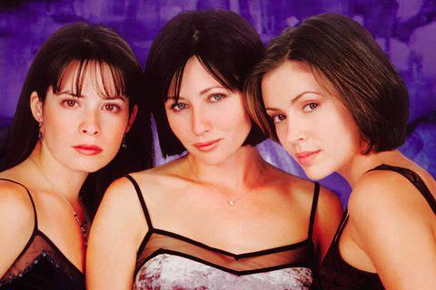 Alyssa Milano, Shannen Doherty y Holly Marie Combs