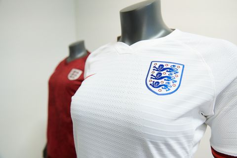 39d330f5640 Nike Launches The England Women s World Cup Kit