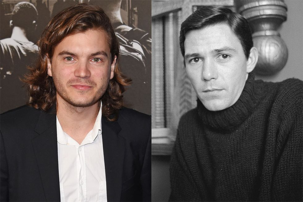 Emile Hirsch as Jay Sebring
