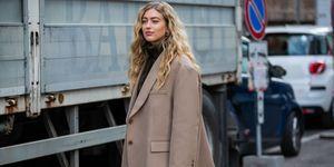 Emili Sindlevoverzised blazerStreet Style: February 20th - Milan Fashion Week Fall/Winter 2020-2021