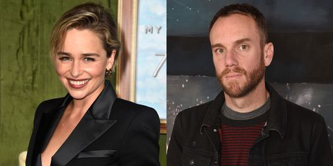 Emilia Clarke and Charlie McDowell