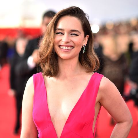 Kate Middleton & Emilia Clarke Share a Special Connection