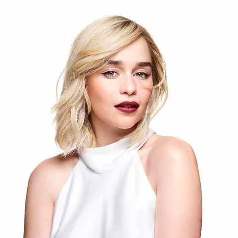 Tips de belleza de Emilia Clarke