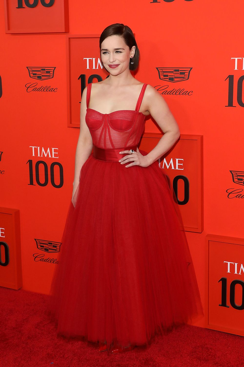 Game Of Thrones Emilia Clarke Nearly Played Anastasia Steele In 50 Shades Of Grey
