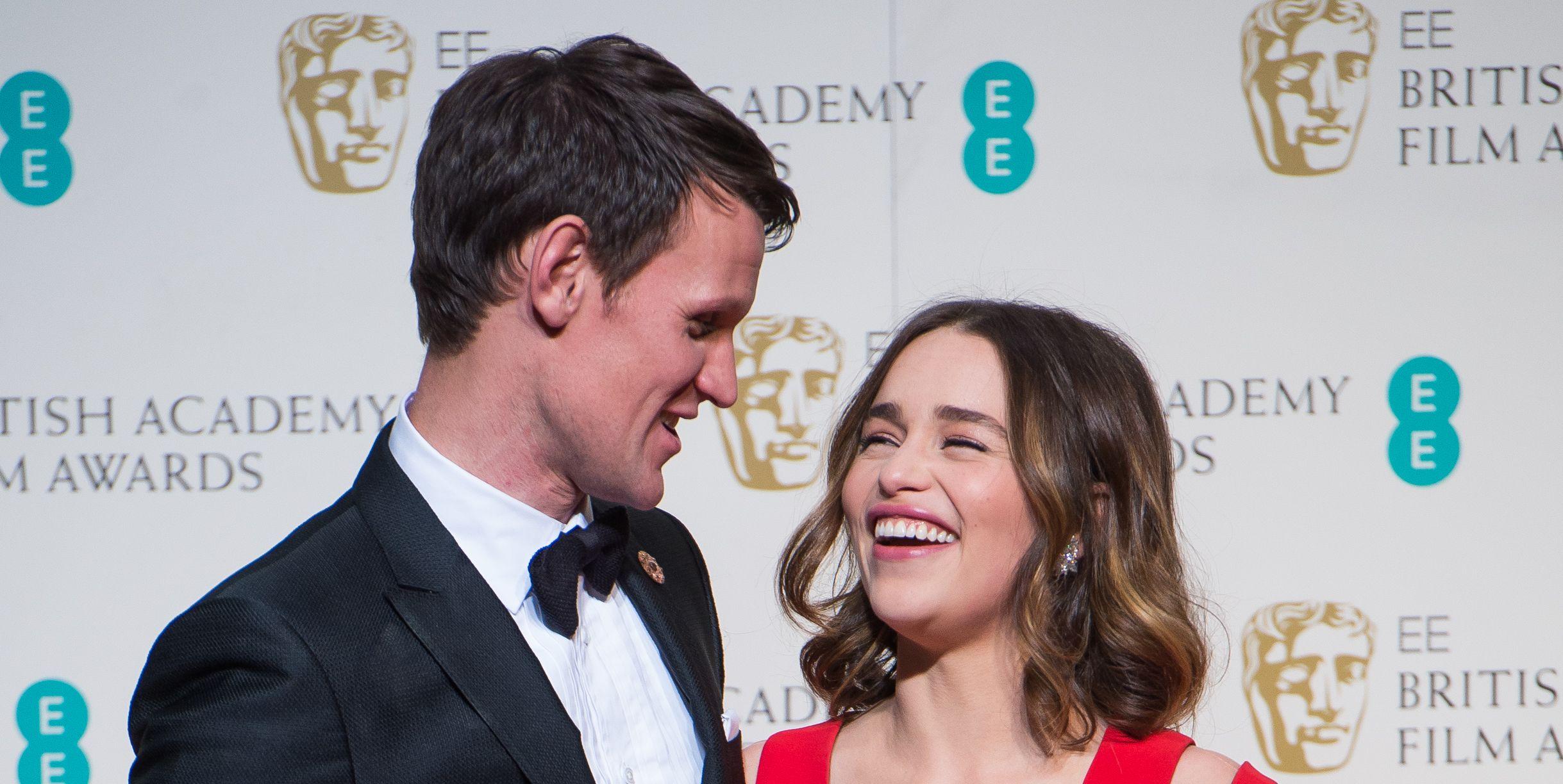 Are Emilia Clarke and Matt Smith Dating? – News Reader Board