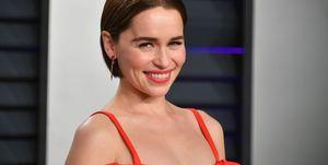 Emilia Clarke over naaktscenes