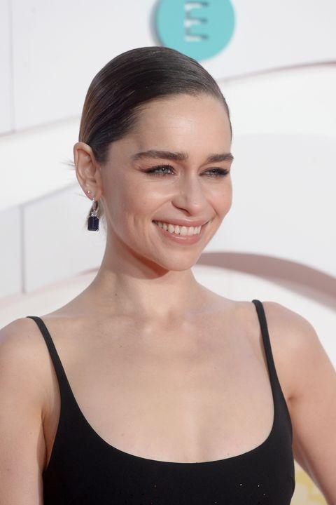 Emilia Clarke baftas