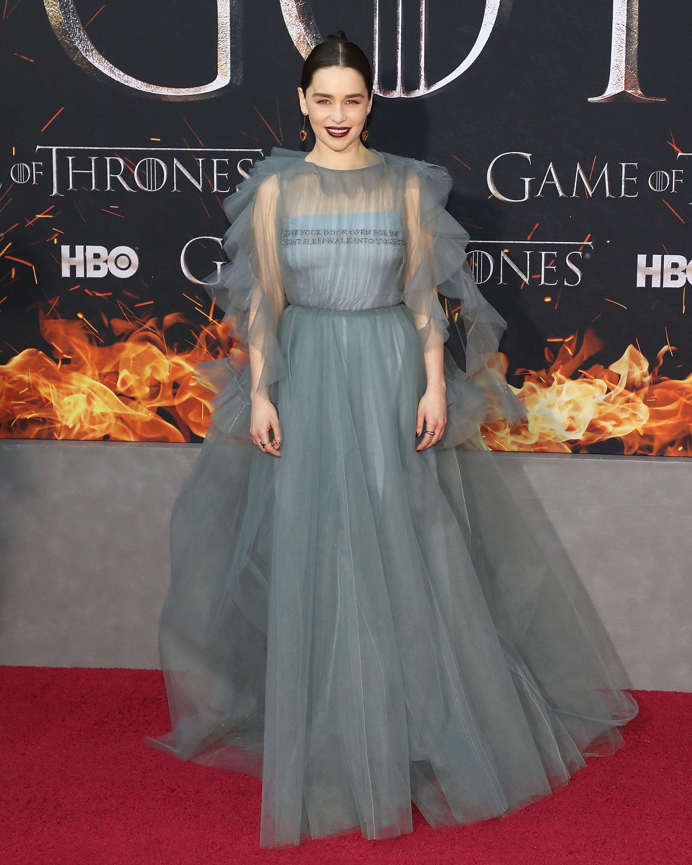 Emilia Clarke (Daenerys Targaryen