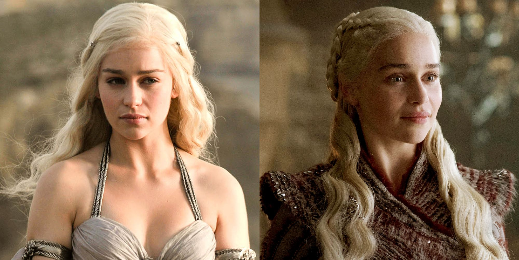 Take a look at how Daenerys, Tyrion, Jon, and more have evolved since the beginning of the HBO sensation.