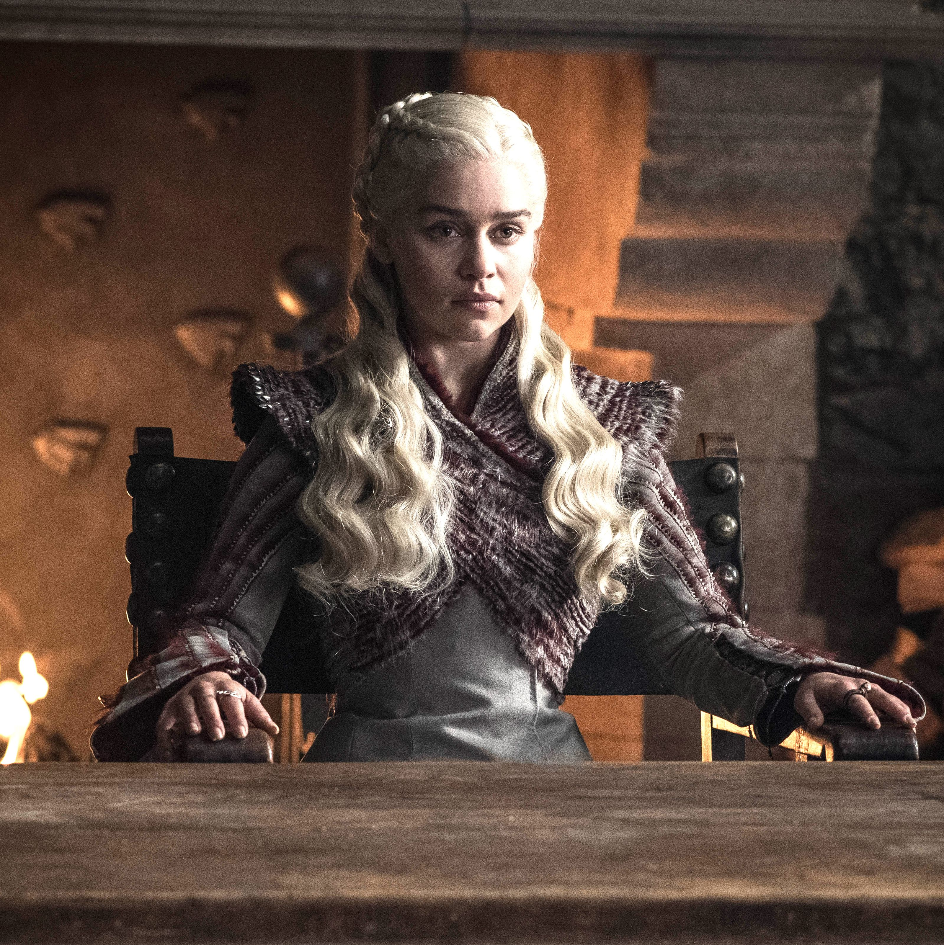 Game of Thrones fan launches petition dedicated to Emilia Clarke's Daenerys Targaryen