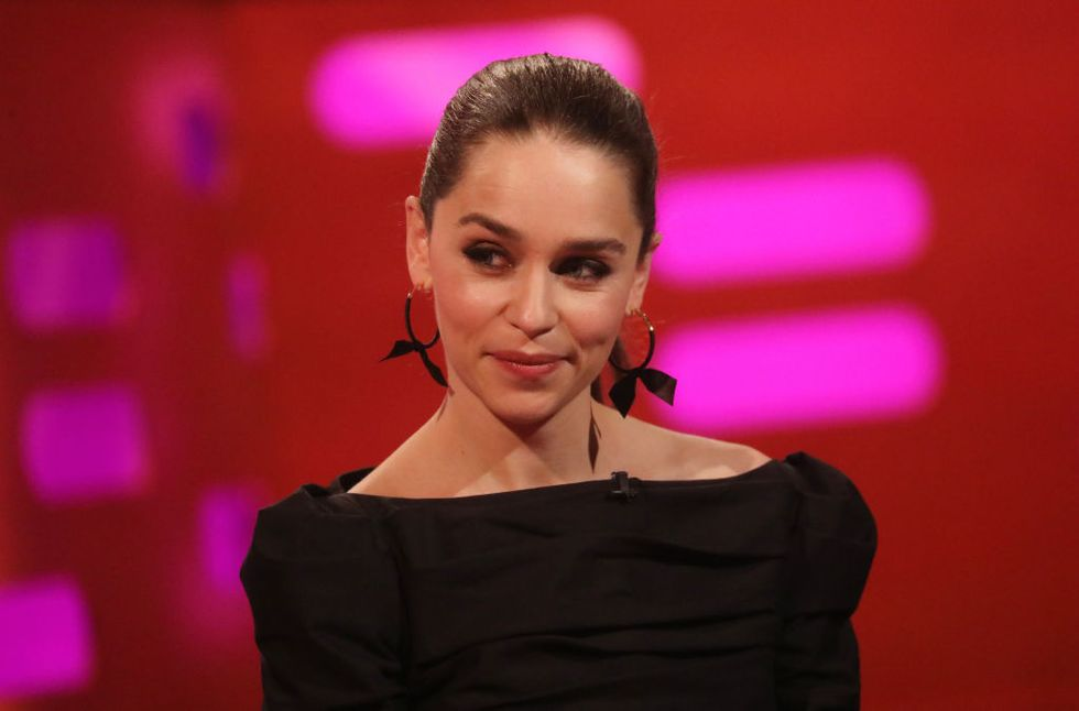 Emilia Clarke Was 'Annoyed' at Daenerys's Demise in <i>Game of Thrones</i>