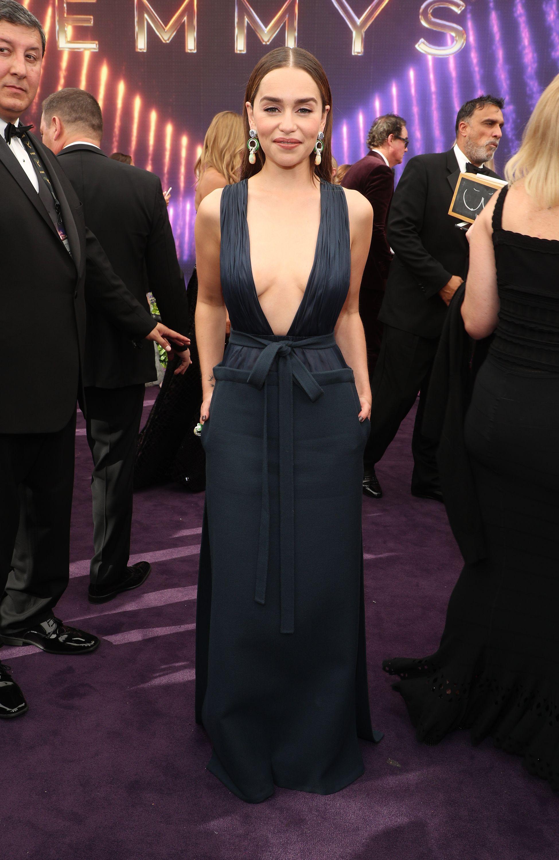 Emilia clarke pregnant