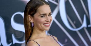 Emilia Clarke fan selfies panic attack