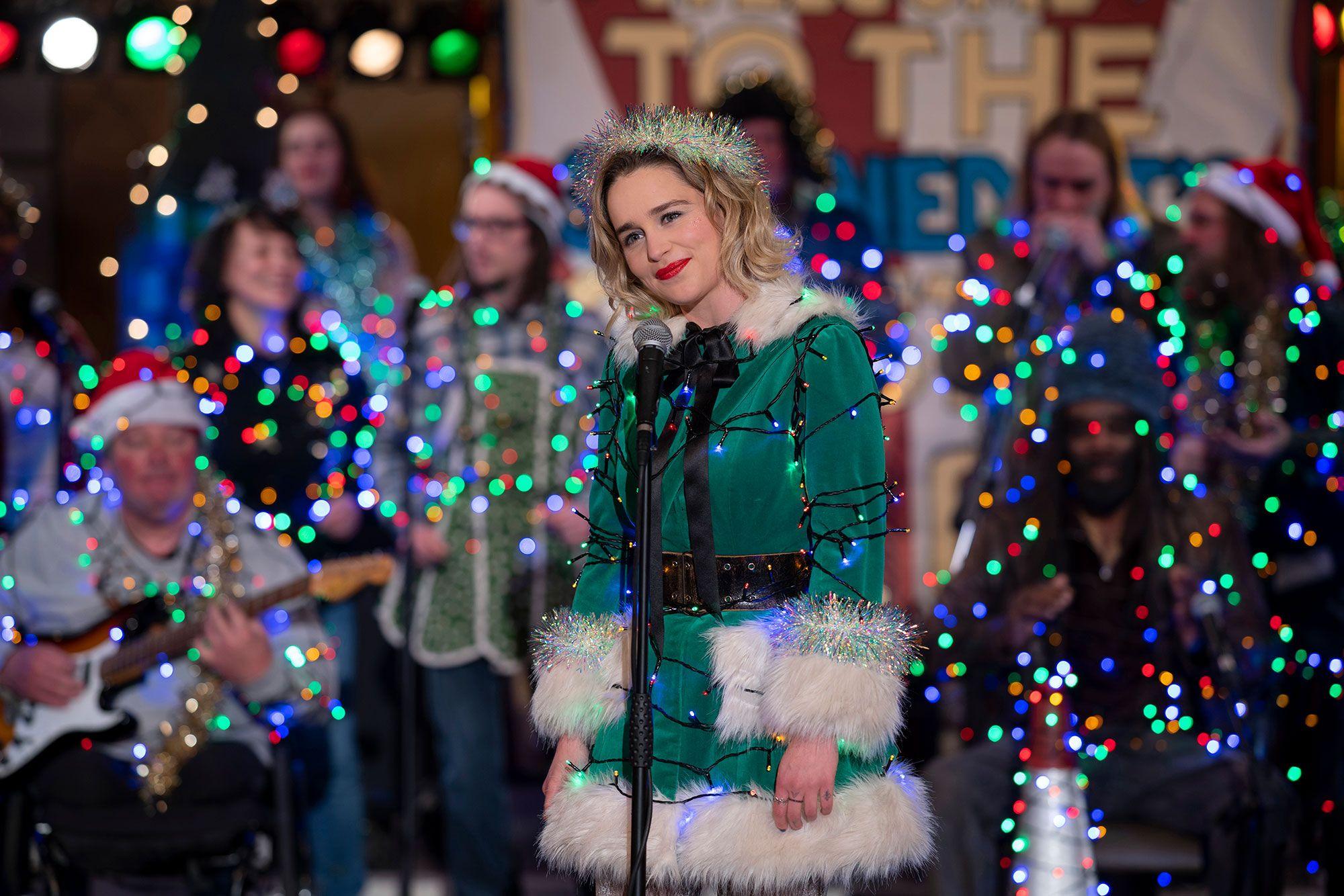 Last Christmas review - is Emilia