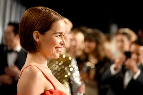 Emilia Clarke news: l'attrice racconta la sua malattia