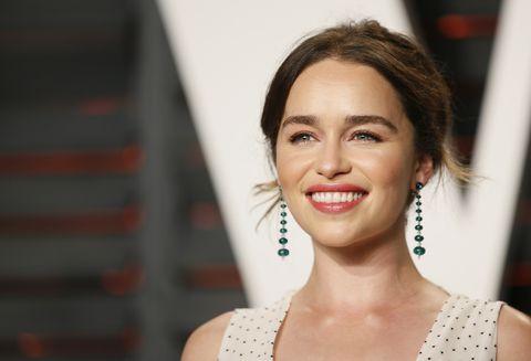 Emilia Clarke Daenerys Targaryen Juego de Tronos
